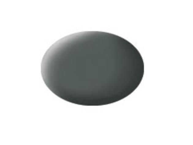 Aqua olive grey matt makett festék Revell 36166