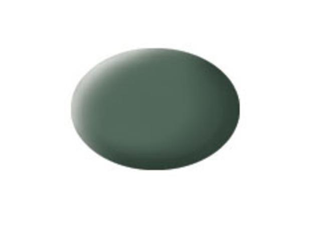 Aqua greenish grey matt makett festék Revell 36167