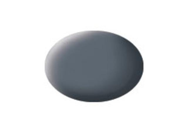 Aqua dust grey matt makett festék Revell 36177