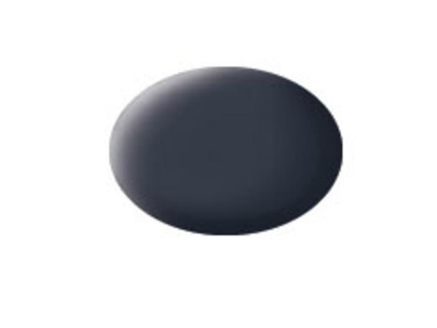 Aqua tank grey matt makett festék Revell 36178