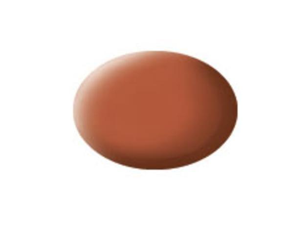 Aqua brown matt makett festék Revell 36185