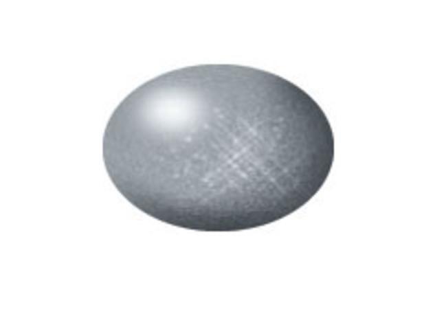 Aqua steel metallic makett festék Revell 36191