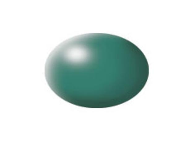 Aqua patina green silk makett festék Revell 36365