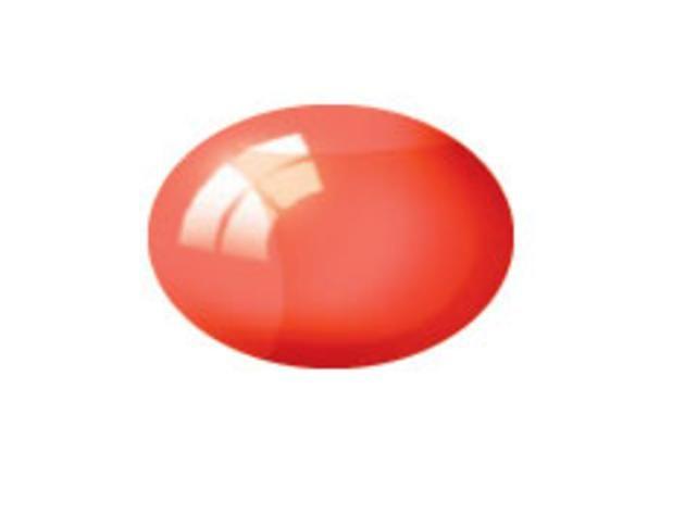 Aqua red clear makett festék Revell 36731