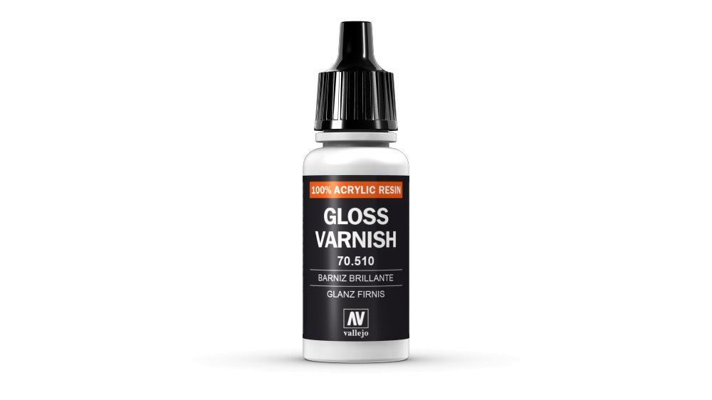 193 Gloss Varnish akrill festék Vallejo 70510