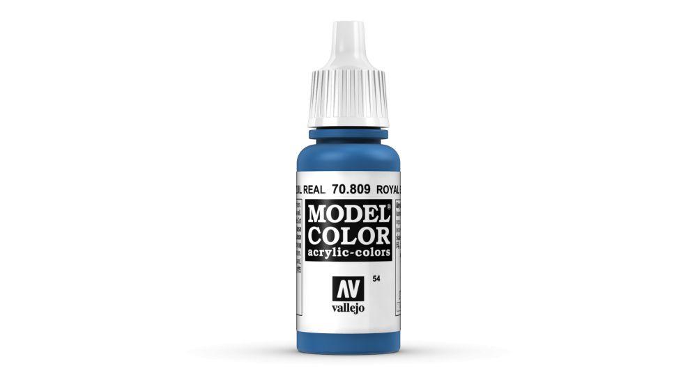 54 Royal Blue akrill festék Vallejo 70809