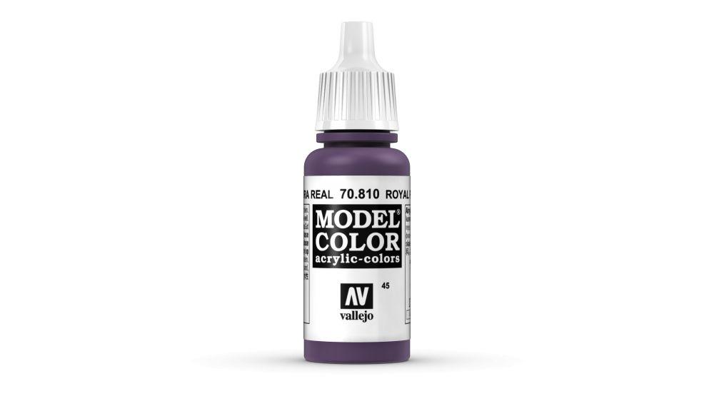 45 Royal Purple akrill festék Vallejo 70810