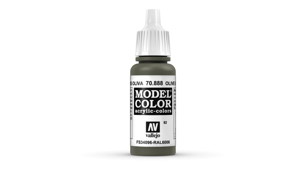 92 Olive Grey akrill festék Vallejo 70888
