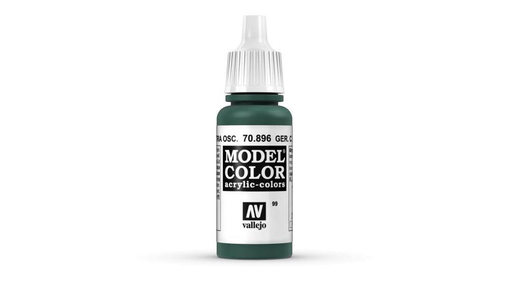 99 German. Cam. Extra Dark Green akrill festék Vallejo 70896