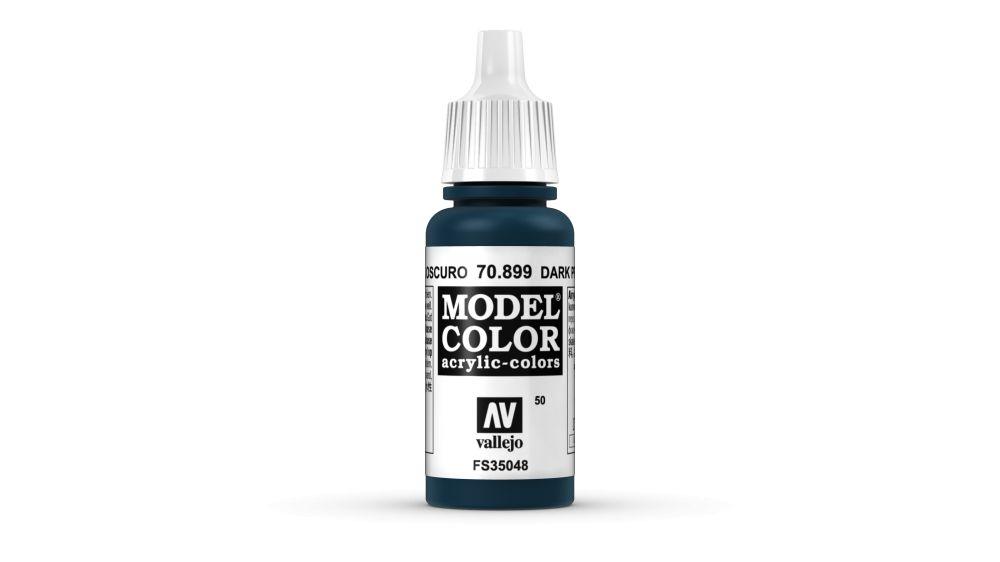 50 Dark Prussian Blue akrill festék Vallejo 70899