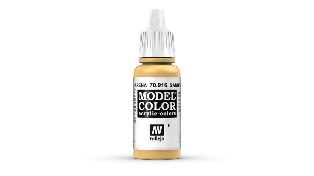 9 Sand Yellow akrill festék Vallejo 70916
