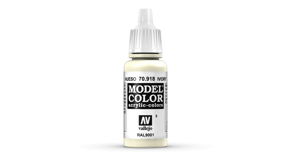 5 Ivory akrill festék Vallejo 70918