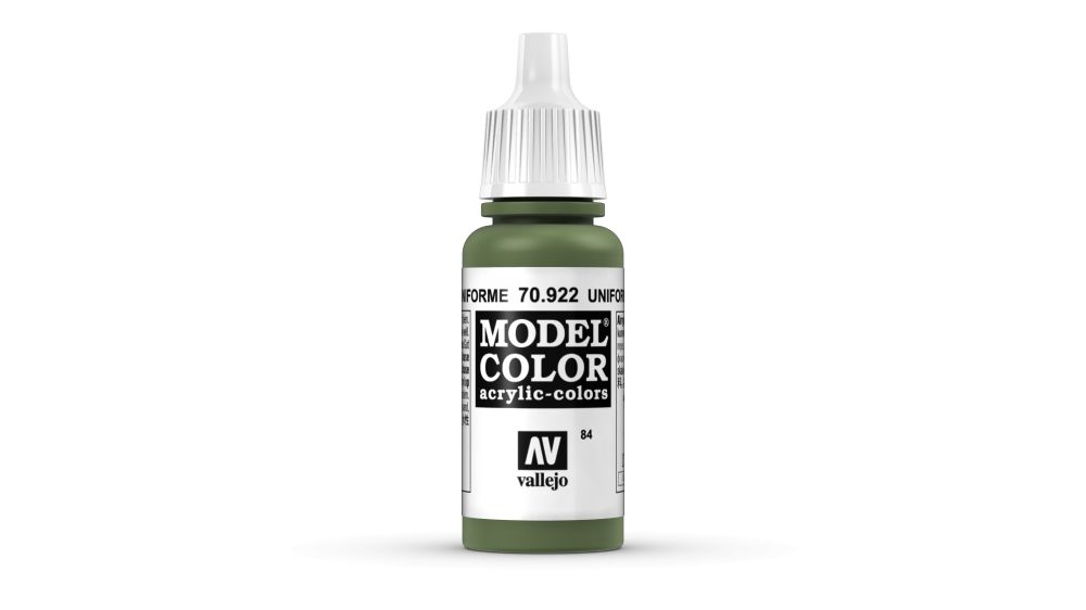 84 Uniform Green akrill festék Vallejo 70922