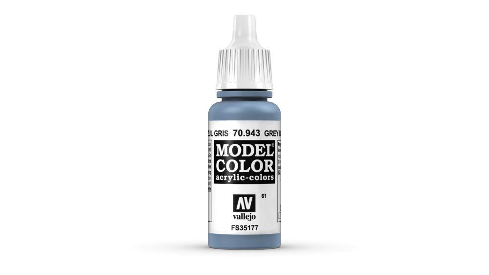 61 Grey Blue akrill festék Vallejo 70943