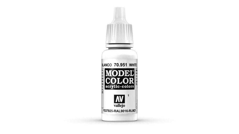 1 White akrill festék Vallejo 70951