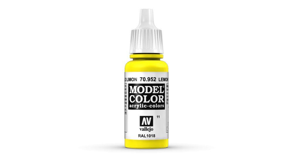 11 Lemon Yellow akrill festék Vallejo 70952