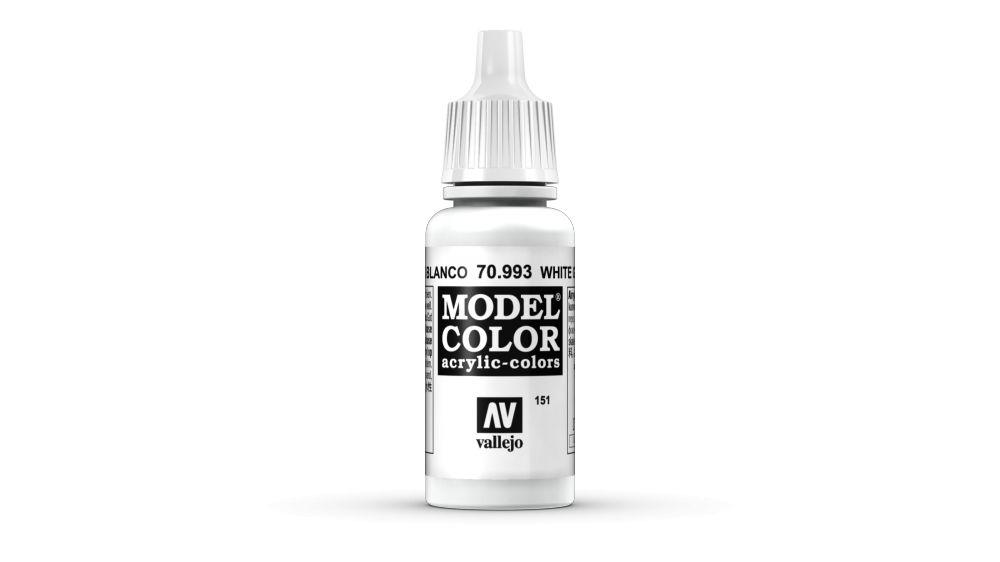 151 White Grey akrill festék Vallejo 70993