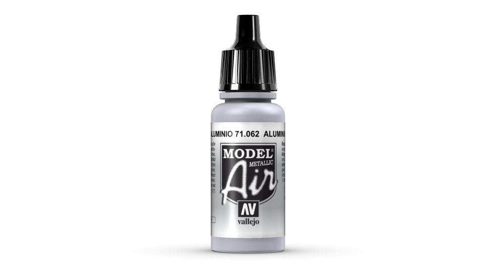 62 Aluminium akril festék Vallejo 71062