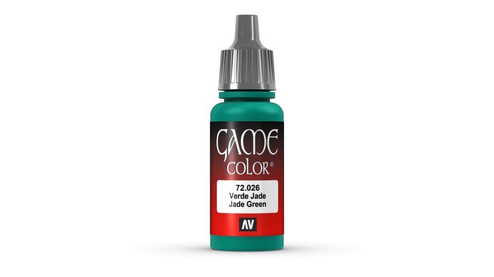 26 Jade Green akril festék Vallejo 72026
