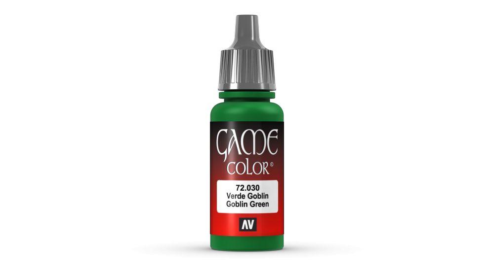 30 Goblin Green akril festék Vallejo 72030