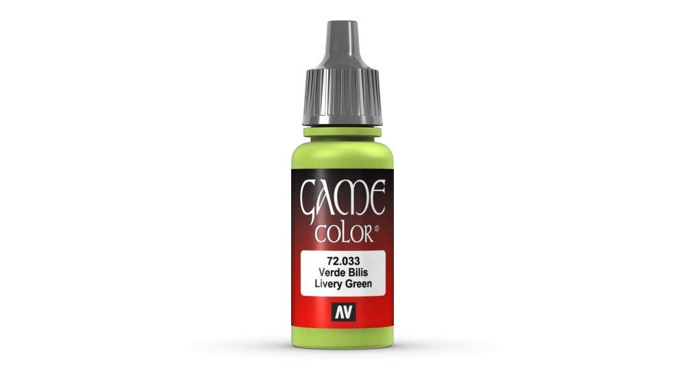 33 Livery Green akril festék Vallejo 72033
