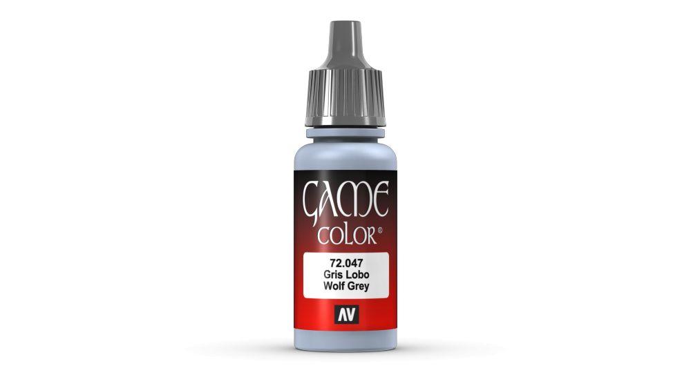 47 Wolf Grey akril festék Vallejo 72047