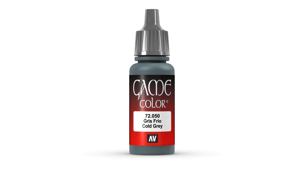 50 Cold Grey akril festék Vallejo 72050