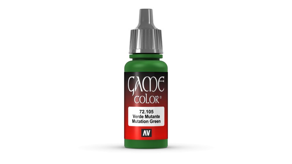 105 Mutation Green akril festék Vallejo 72105