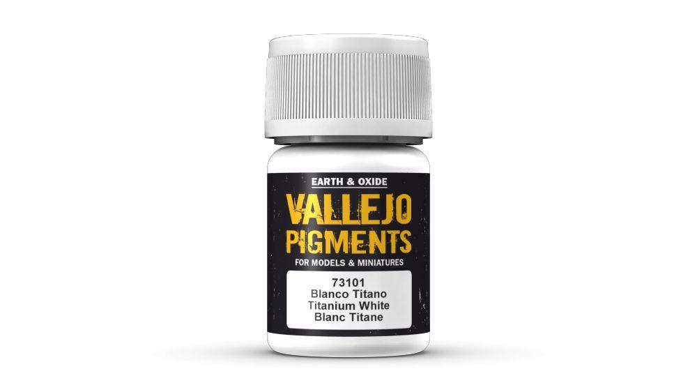 73101 Titanium White Pigment Vallejo