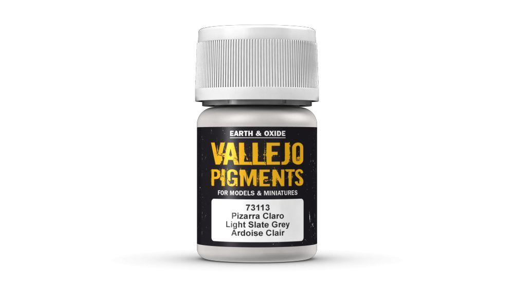 73113 Light Slate Grey Pigment Vallejo