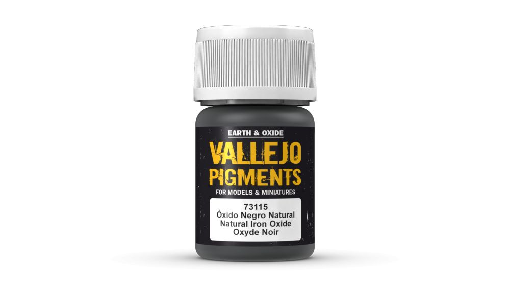 73115 Natural Iron Oxide Pigment Vallejo
