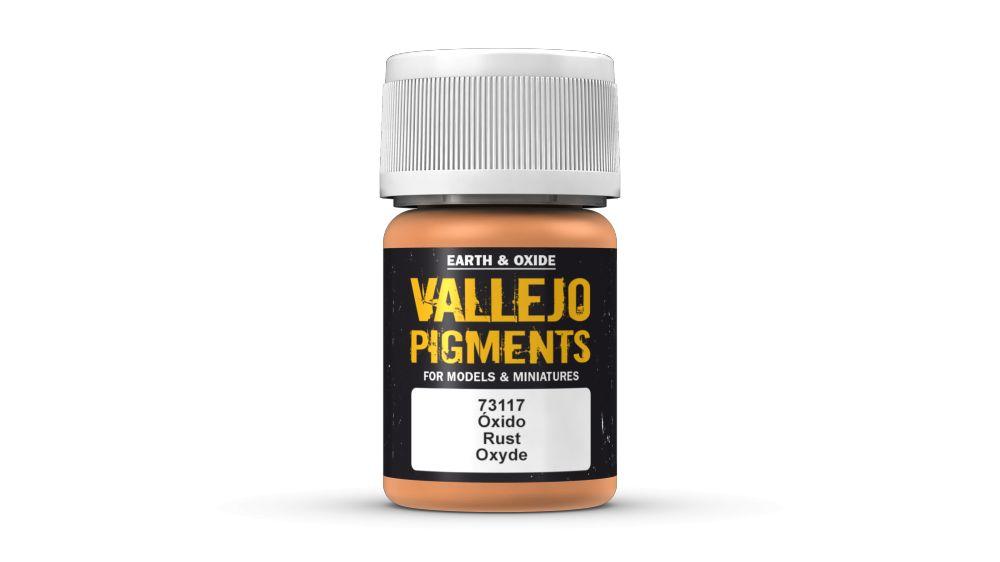 73117 Rust Pigment Vallejo