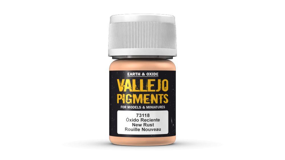 73118 Fresh Rust Pigment Vallejo