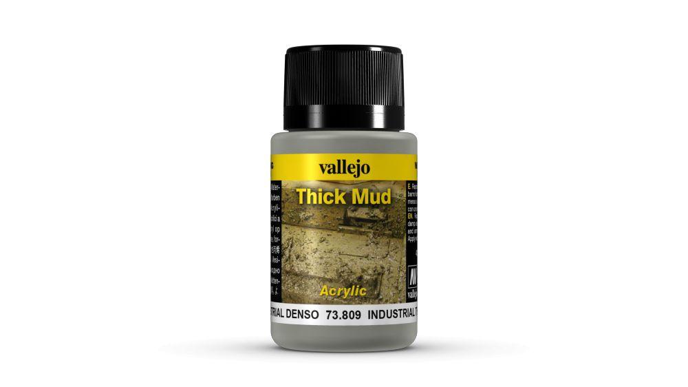 Industrial Mud Weathering Effect Vallejo 73809
