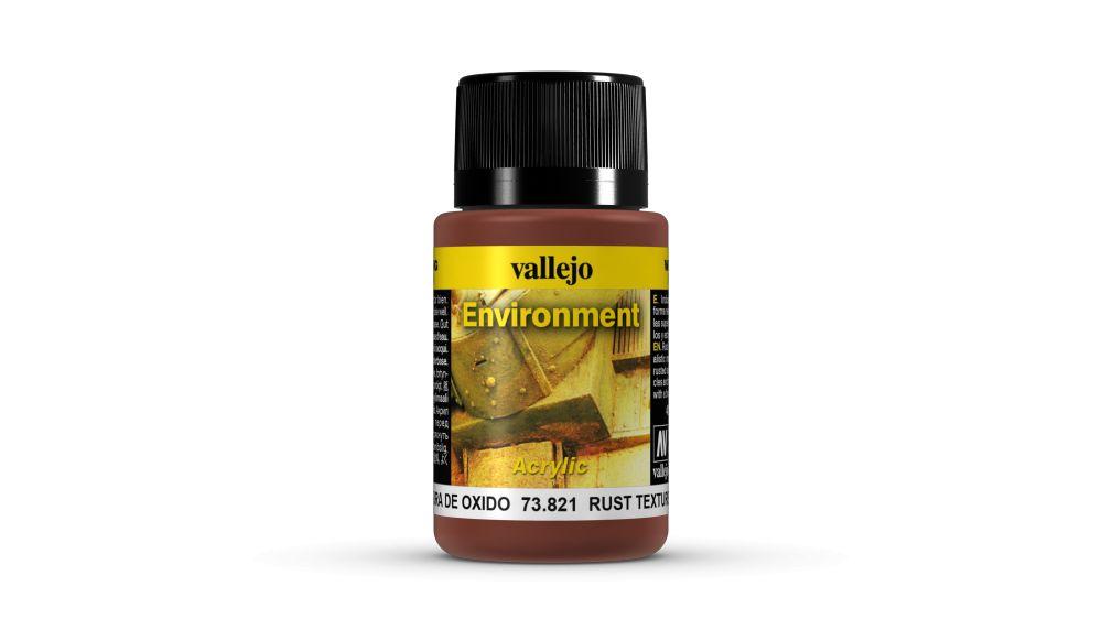 Rust Texture Weathering Effect Vallejo 73821