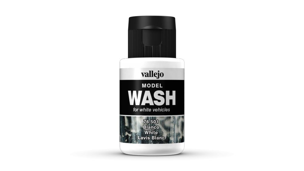 Model Wash Vallejo 76501 White