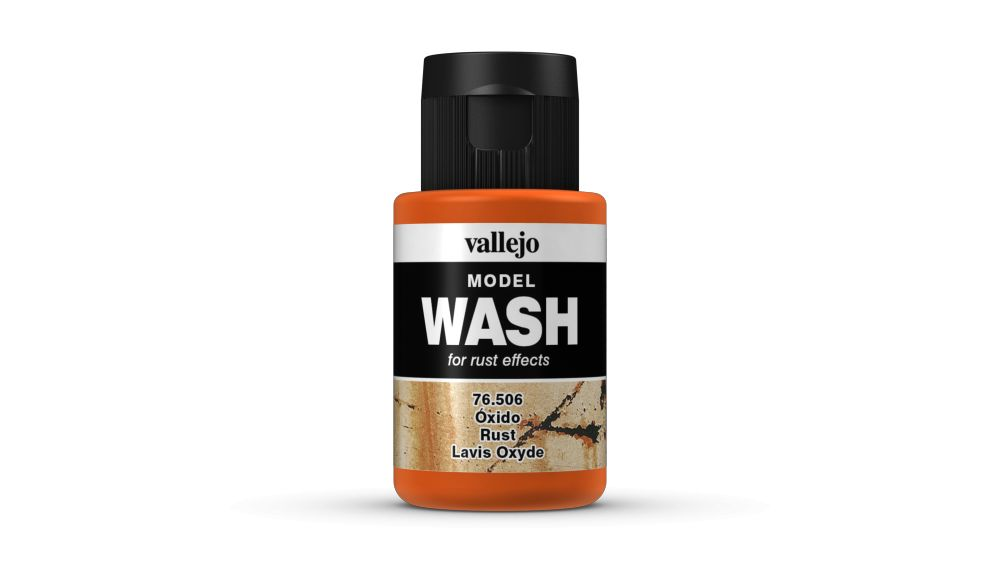 Model Wash Vallejo 76506 Rust