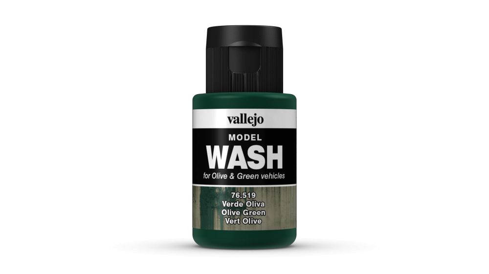 Model Wash Vallejo 76519 Olive Green