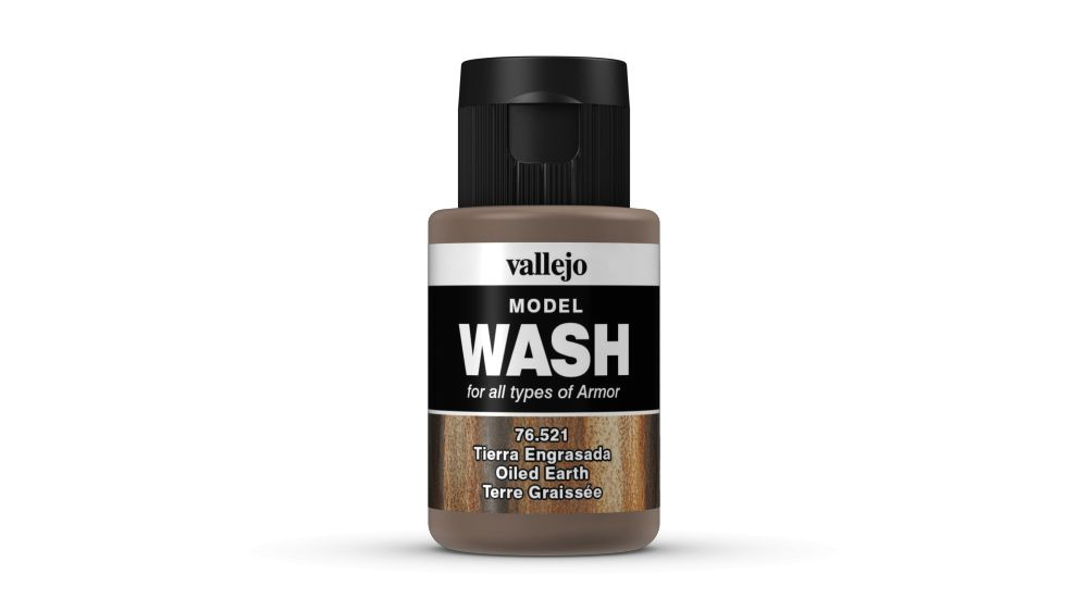 Model Wash Vallejo 76521 Oiled Earth