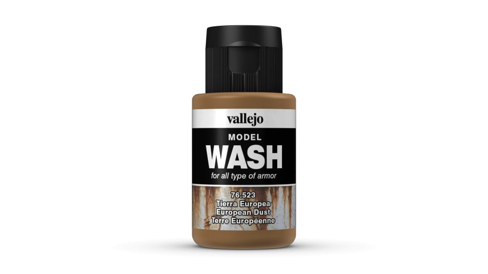 Model Wash Vallejo 76523 Europen Dust