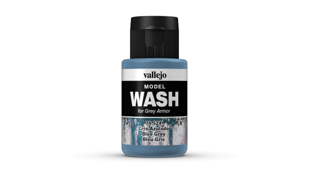 Model Wash Vallejo 76524 Blue Grey