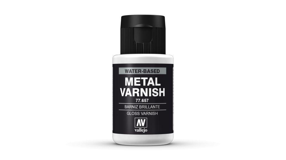 Vallejo Metal Color Metal Lakk 32 ml 77657