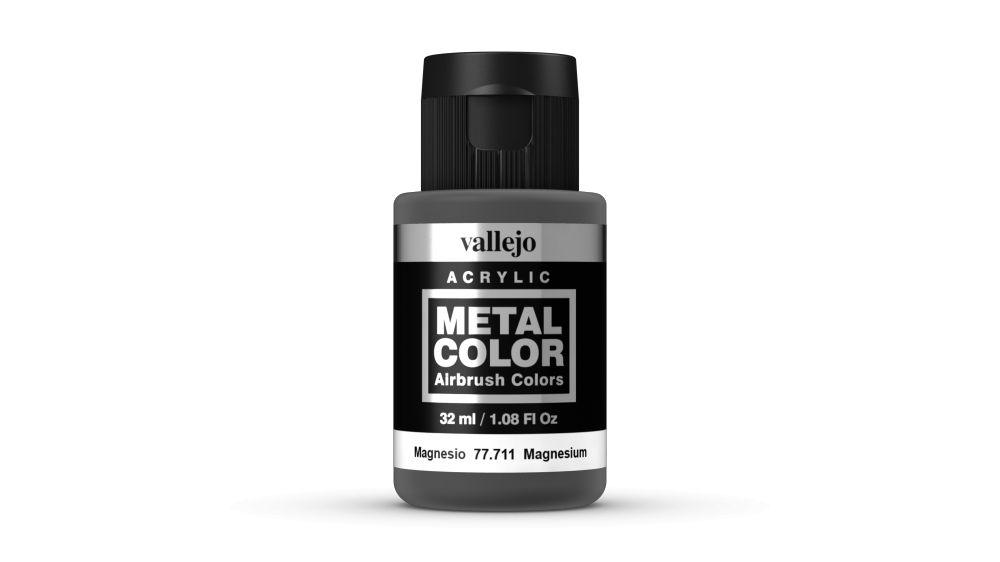 Vallejo Metal Color Magnesium festék 32 ml 77711