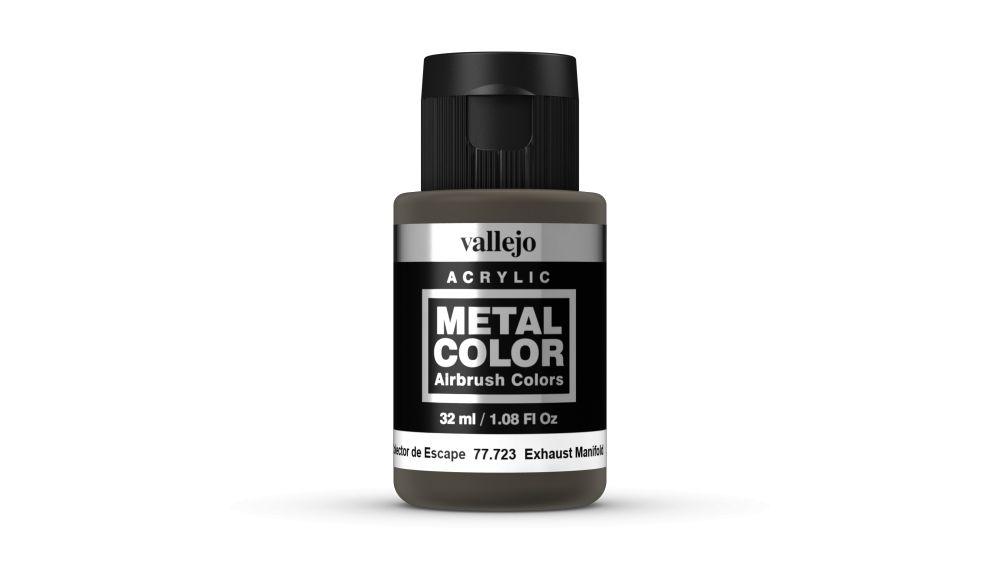 Vallejo Metal Color Exhaust Manifold festék 32 ml 77723