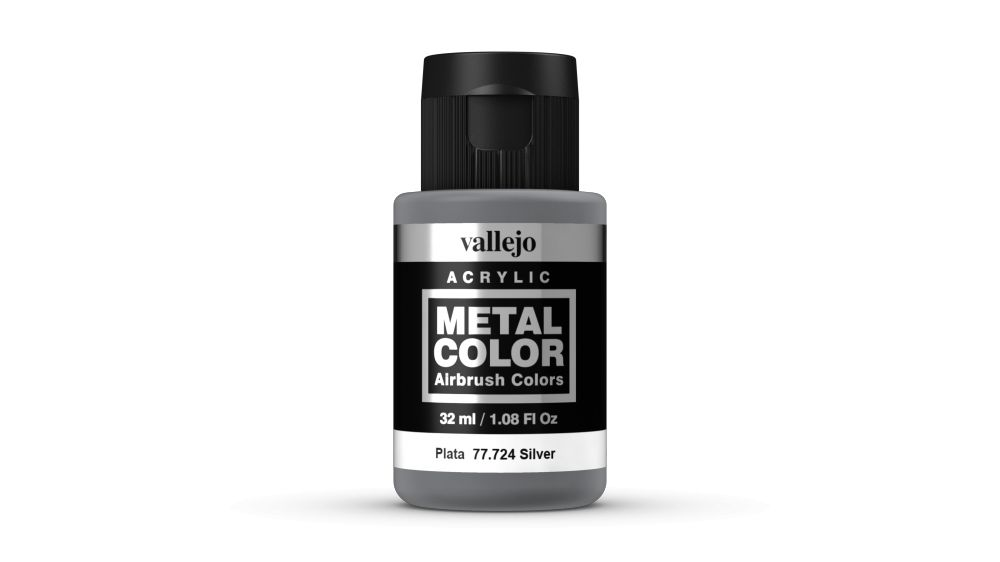 Vallejo Metal Color Silver festék 32 ml 77724