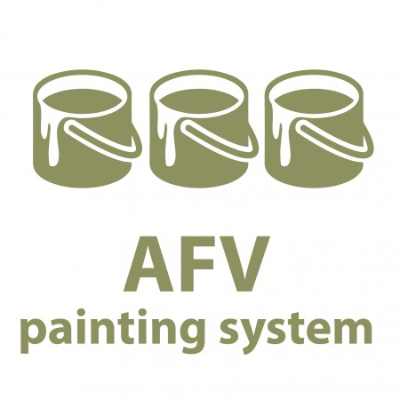 Vallejo AFV painting system